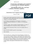 John Bailey v. Gulf Coast Transportation, 280 F.3d 1333, 11th Cir. (2002)
