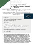 Herbert H. Davis v. National Medical Enterprises, Inc., 253 F.3d 1314, 11th Cir. (1991)