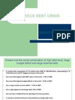 Greece Debt Crisis d