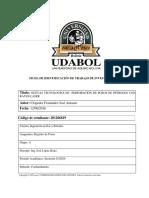 Proyecto Final Registro de Pozos