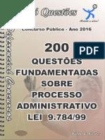 Processo Administrativo- Apostila Amostra