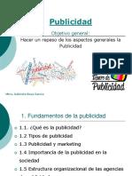 1. Fundamento de La Publicidad