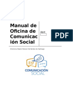 Manual de Comunicacion Paulina