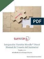 InstructorManual TURNITIN