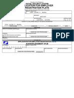SSSForms ER Plate