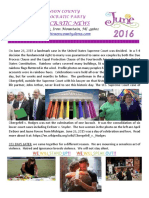 dickinson county newsletter-june 2016