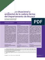 Cadena Lactea Boyaca