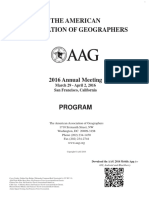 AAG2016 Printed Program Full