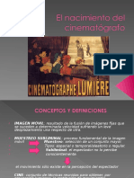 El nacimiento del cinematógrafo.ppt