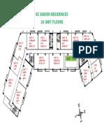 Unit 510 Floor Plan