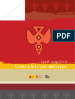 Manual Iconográfico de Túcume y La cultura Lambayeque