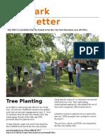 park newsletter july 2016