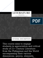 Defining Literature