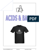 Chemsheets A2 009 (Acids & Bases)
