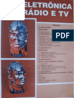 Eletrônica Rádio e Tv - Vol.03