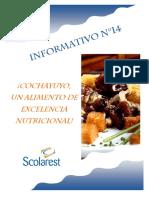 propiedades nutricionales del cochayuyo