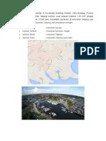 Kelurahan Tanjung Laut Terletak Di Kecamatan Bontang Selatan