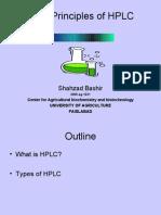 Basic Principles of HPLC