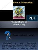 Legal Implications of Advertisement