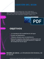 Procesos de Potabilizacion
