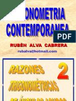 3RAZONES TRIGONOMETRICAS
