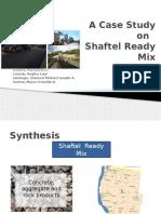 Saftel Ready Mix