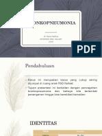 Bronkopneumonia Rr 1