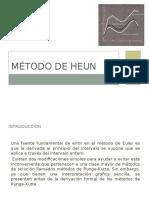 Método de Heun