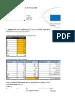 tugas khusus Perhitungan Neraca Massa Rawmill