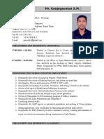 Mr. Gunjegaonkar Shivshankar M. 1