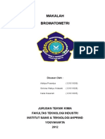 Makalah Bromato Print