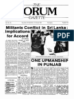 The Forum Gazette Vol. 2 No. 18 September 20-October 4, 1987