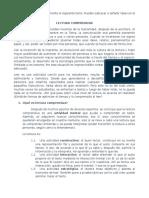 Tema 2 -Lectura Comprensiva y Estrategias ANTES de Leer (Ejercicio)