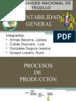 Proceso de Produccion y Exportacion