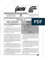 Ley General de la Industria Electrica Honduras - Decreto 404-2014.pdf