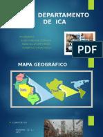 DEPARTAMENTO DE  ICA.pptx