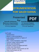 Field Instrumentation 01
