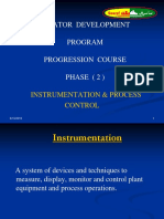 Instrumentation & Pro. Cont.