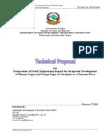 3D.technical Proposal (3D Methodology)