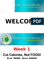 Wlc Week 1 Cut Calories_ Not Food April 2011 Edition