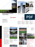 Lichtgitter Stadium Systems