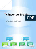 Cancer Tiroideo