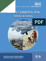 Cambio Climático 2014