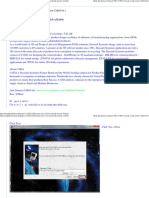 Setup CATIA V5R21+Crack ( Link torrent 32&64 bit )