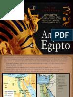 Arte y Cultura en El Antiguo Egipto