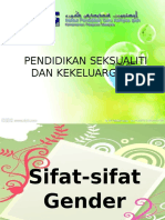 Sifat Sifat Gender