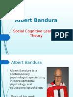 Report Bandura