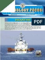 Dhanush Missile- Short Range Ballistic Missile - DRDO