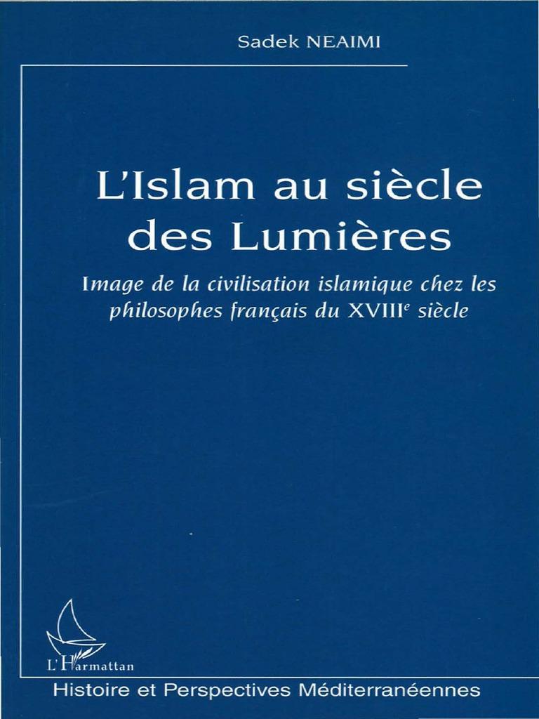 L Islam Au Siecle Lumieres Monde Occidental Coran