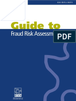 Book of Guide to Fraud Risk Assessment